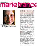 Comment leur passer la bague aux dents Marie France, 1998.